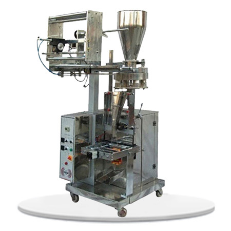 Nitrogen Flushing Snack Food Packaging Machine
