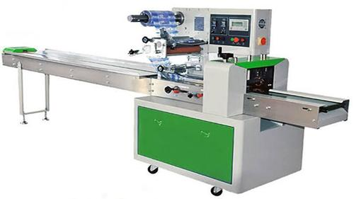Horizontal Flow Wrap Machine