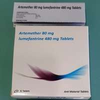 Artemether- Lumefantrine tablet