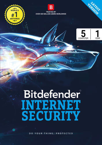 Bitdefender Internet Security Premium