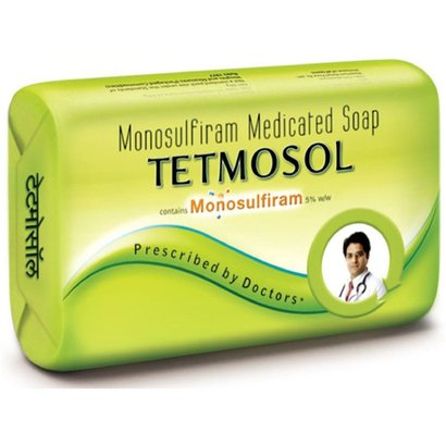 Monosulfiram Medicated Soap Certifications: Who-Gmp/ Gmp/ Coa/ As Required By Client