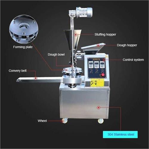Semi Automatic Momos Making Machine