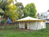 luxury tent india