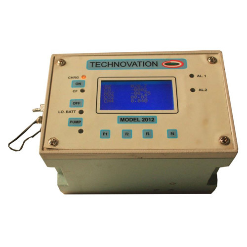 Industrial Biogas Analyzer
