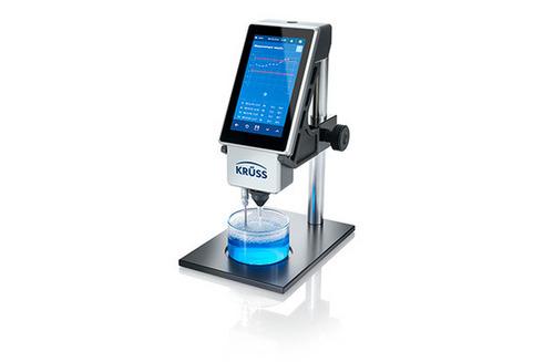 Bubble Pressure Tensiometer Mobile