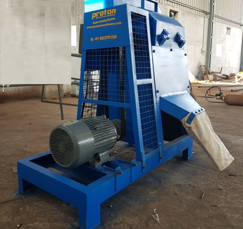 Brick Crusher Machine Made in India