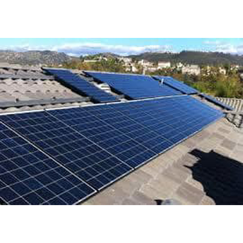 Industrial Solar Panel Installation Services