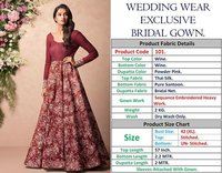 WEDDING WEAR BRIDAL GOWNS