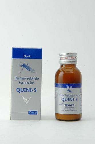 Qualaquin, Quinate, Quinbisul