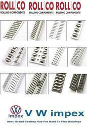 Rollico Flate Cages with Needle, Roller, Balls