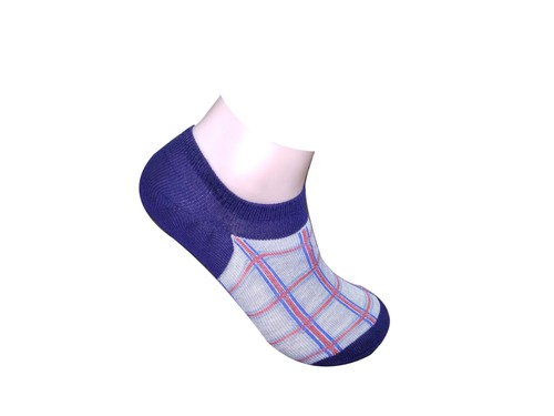 DESIGNER  MULTI COLOR  LOAFER SOCKS