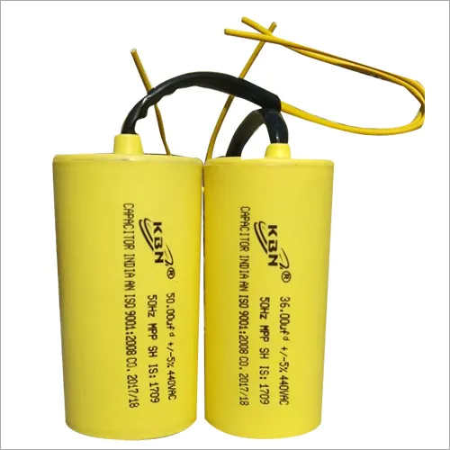 Submersible Pump Capacitors