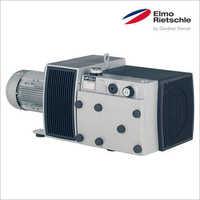 Elmo Rietschle VTR Dry Running Rotary Vane Vacuum Pump