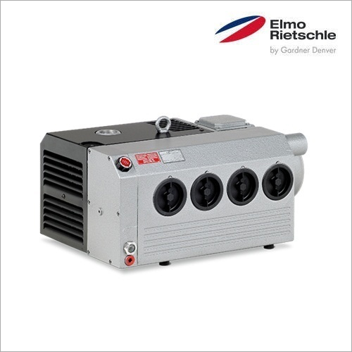 Elmo Rietschle VC V-Series Oil Lubricated Rotary Vane Vacuum Pump