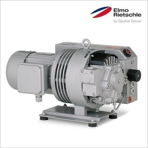 Elmo Rietschle VCE V-Series Oil Lubricated Rotary Vane Vacuum Pump