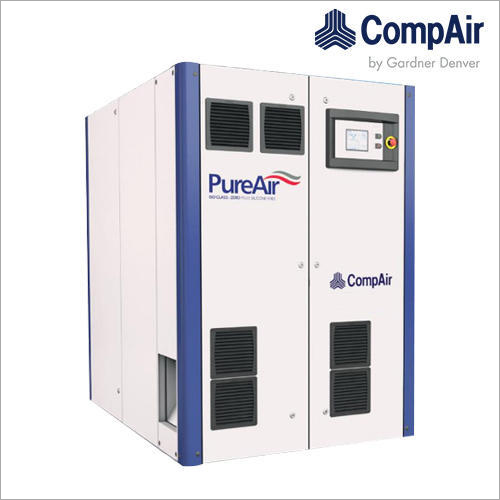 110 kW Oil Free Screw Compressor