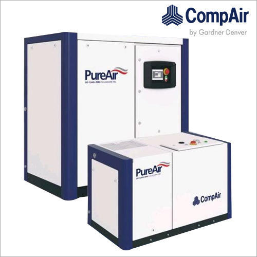 CompAir S04  Rotary Scroll Compressors