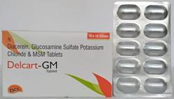 Diacerein Capsule ( Delcart - GM)