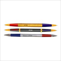 2 Way Plastic Ball Pen