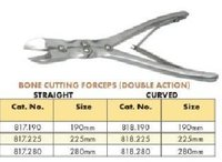 Bone Cutting Forceps (Double Action)