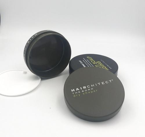 hair wax containers hair wax jars hair wax cans