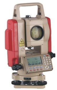 Geomax Total Station Calibration Service