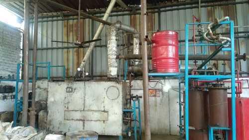 Bio Diesel Extraction Plant