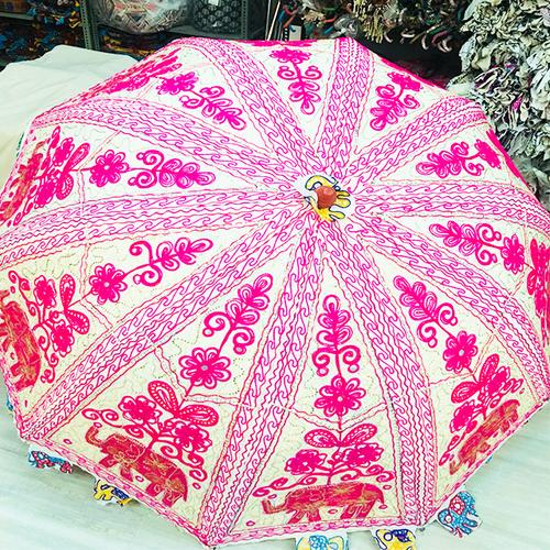 Sun Umbrella Cotton Beach Garden