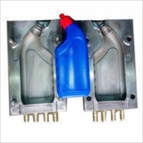 Hdpe Can Mould