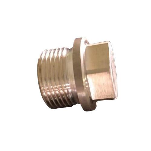 Brass Metric Drain Plug