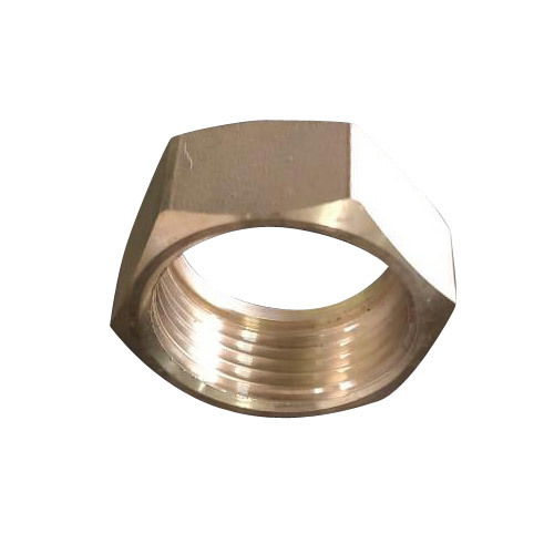 Fine Thread Brass Hex Nut