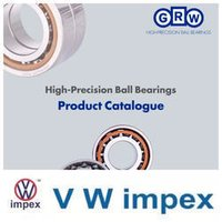 GRW Miniature Ball Bearing