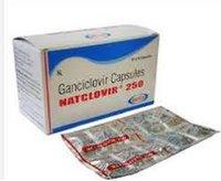 Natclovir, Cytovene, Cymevene, Vitrasert