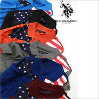Multicolor Polo T-Shirt