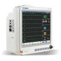 ECG Multiparameter Patient Montitor , Model No:-Aqua 15, Lead Selections: aVR