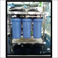 Commercial RO Water Softener
