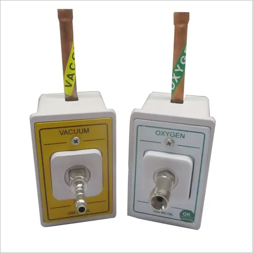 Medical Gas Outlet Point
