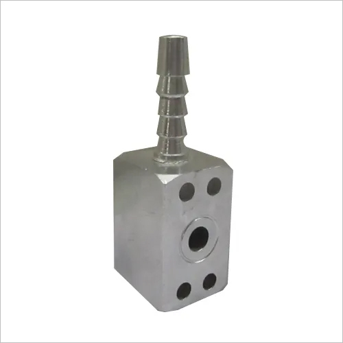 Medical Gas Metal Component