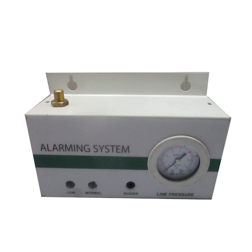 Single Gas Alarm System