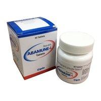 Abacavir And Lamivudine Tablet