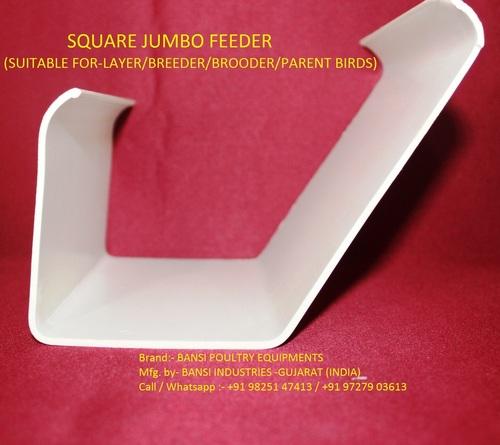 SQUARE JUMBO FEEDEER