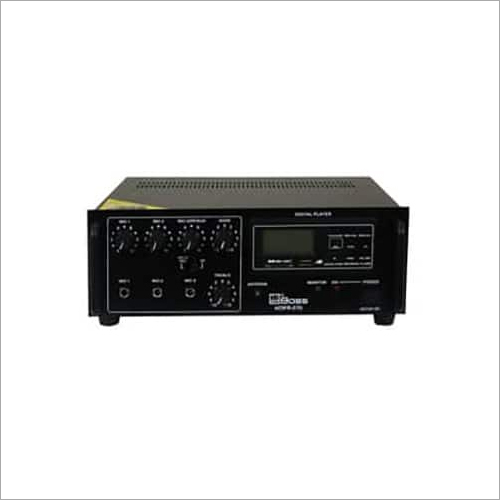 50 Watt PA Mixing Digital Amplifier HDPR-570/HDPR-570BT (Bluetooth)