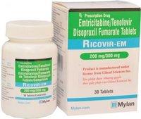 Emtricitabine And Tenofovir Tablet