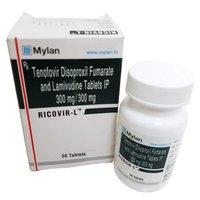 Lamivudine And Tenofovir Tablet