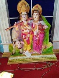Radha Krishna Staute