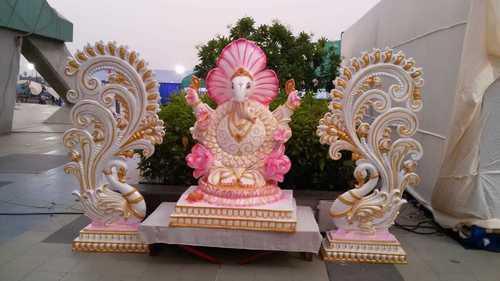 Ganesh Ji With Chattar