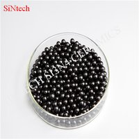 Gas Pressure Silicon Nitride Si3N4 Ball