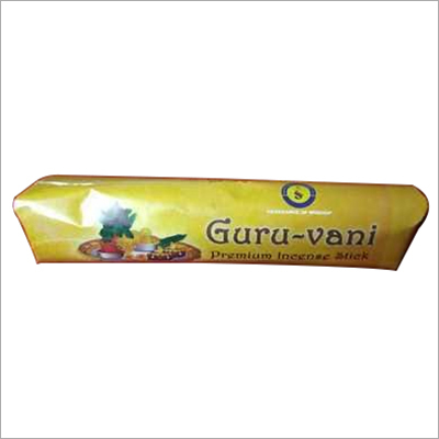 Guru Vani Premium Incense Sticks