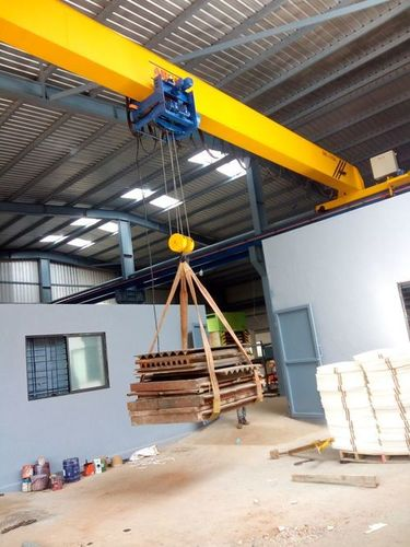 5T x 16M Single Girder EOT Crane