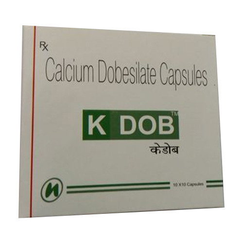 Calcium Dobesilate Capsule (K DOB)